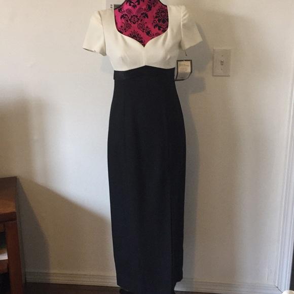 Liz Claiborne Dresses   Nwt 4 Petite Long Evening Prom Dress   Poshmark
